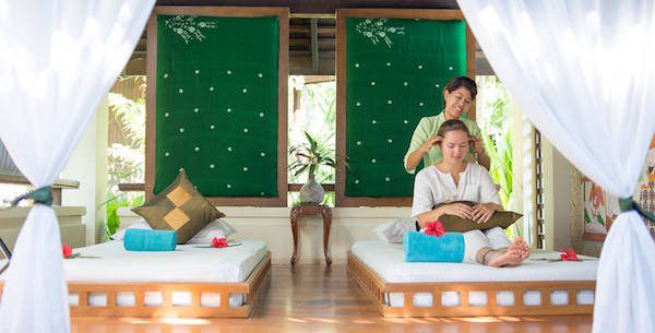 Spa at Aye Yar River Resort