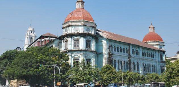 Account general office Yangon